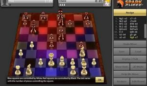 Управление игры SparkChess HD