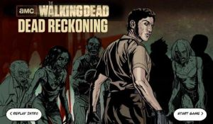 The walking dead на Android