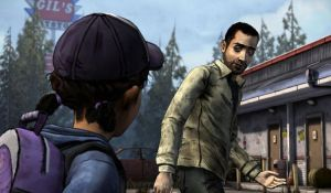 Графика игры The Walking Dead Season Two