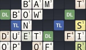 Меню Wordfeud FREE