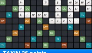 Wordfeud FREE для смартфона