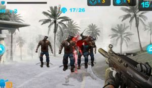 Zombie Frontier на Android