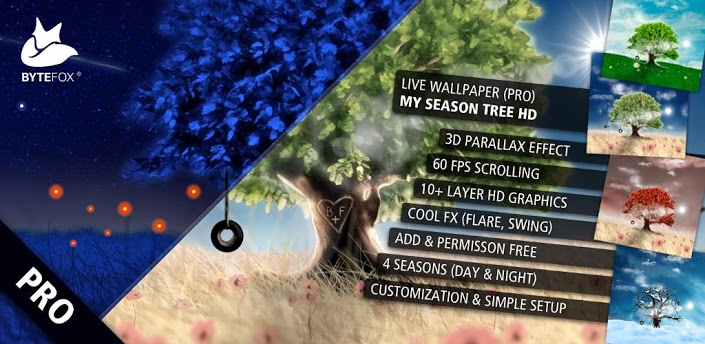 My Season Tree PRO
