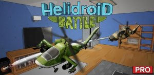 Helidroid Battle PRO: Copter