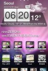 i-Mac Go launcher theme