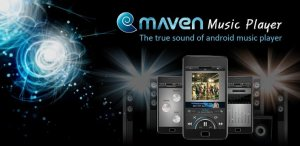 MAVEN Music Player