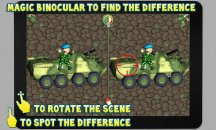 Find the Difference 3D