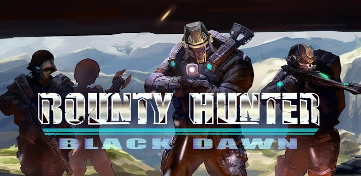 Bounty Hunter: Black Dawn - почти Borderlands для Android и IOS.