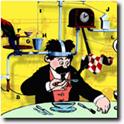 Rube Works: Rube Goldberg Game