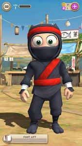 скачать много денег в игре clumsy ninja