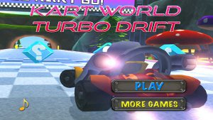 Kart World Turbo Drift Race