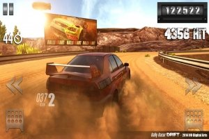 Rally Racer Drift на Android