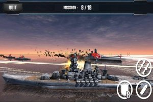 Call Of Warships World Duty на Android
