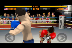 Punch Hero на Android