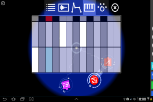 Reactable mobile на Android