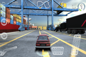 Real Drift на Android
