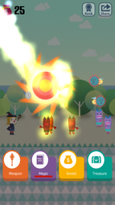 Pocket Wizard : Magic Fantasy на Android