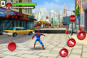 Spider-Man: Total Mayhem HD на Android