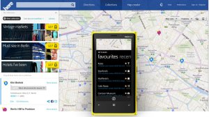 ����� Nokia HERE �������� �� ����� Android