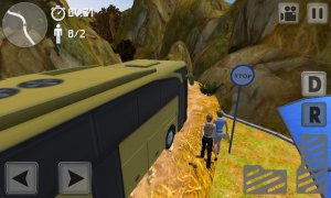 Off-Road Hill Альпинист: Bus