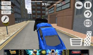 Extreme Car Driving Simulator