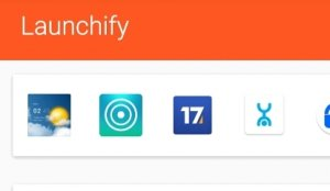 Launchify- Quick App Shortcuts