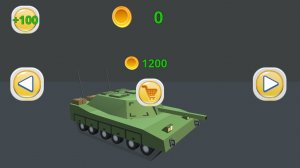Cube Tanks - Blitz War 3D