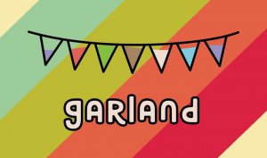 Garland -Amazing Bunting Maker