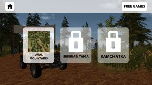 UAZ 4x4 Offroad Rally