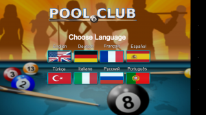 Pool Club 3D-Online Billiards