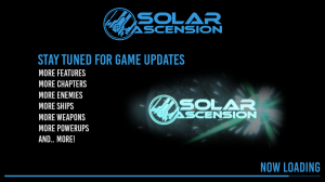 Solar Ascension: Space Shooter