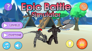 Epic Battle Simulator