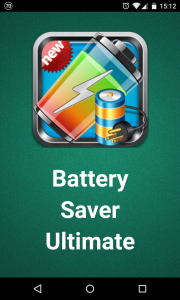 Battery Saver 2017