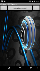 3D Abstract HD Wallpaper
