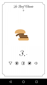Burger – The Game