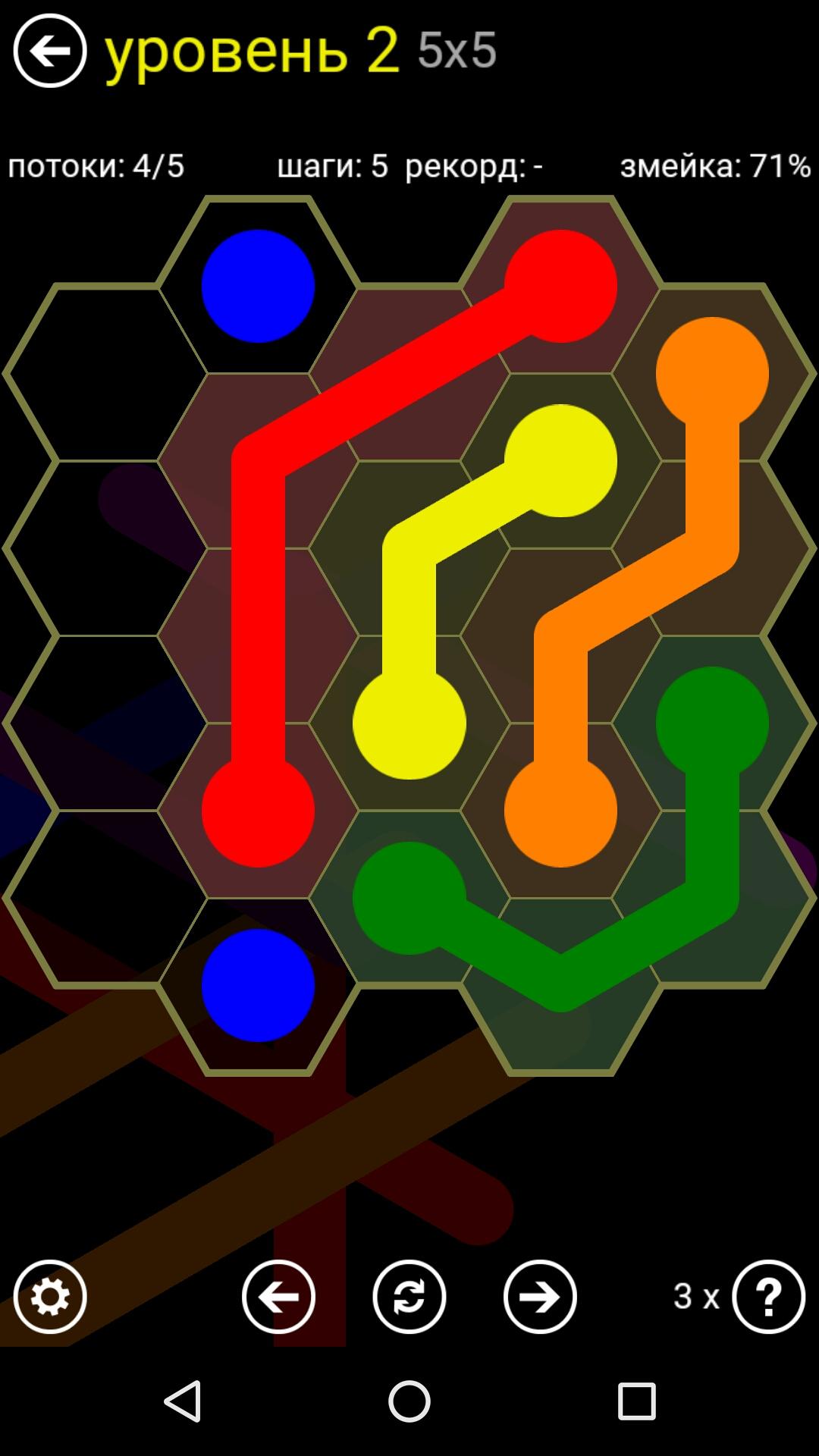 игра flow android