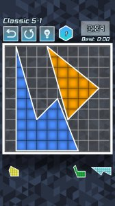 Color Fill 2 - Tangram Blocks
