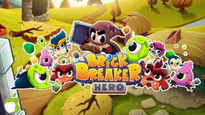 Brick Breaker Hero