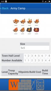 Guide and Tools Clash Of Clans