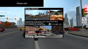 Duty Driver Taxi LITE