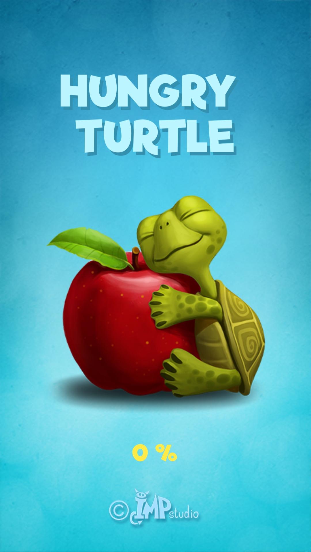 Скачать игру Голодная черепаха на андроид бесплатно