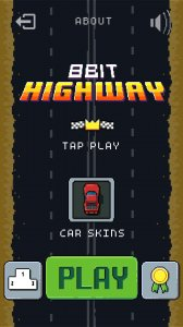 8Bit Highway: Retro Racing