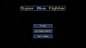 Super Blue Fighter