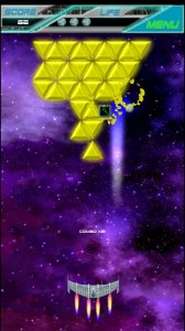 Quilia Free: Galaxy Arkanoid