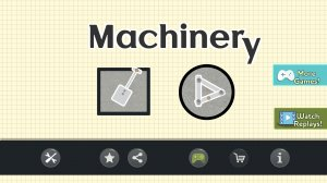 Machinery - Physics Puzzle