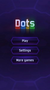 Flow Dots : Cyber lines game