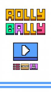 Rolly Bally - Super hard arcade game