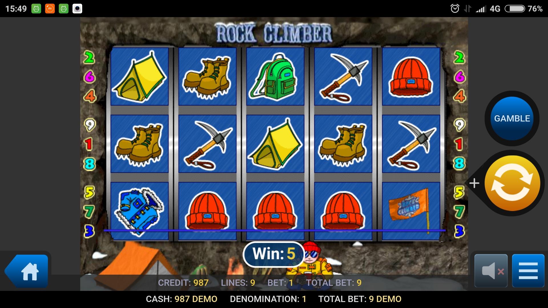 Скачать бесплатно игровые автоматы для андроид 2.3.6 как получить первые деньги в казино вулкан