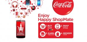 Coca-Cola Happy Shopmate