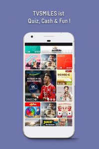 TVSMILES - Quiz, Cash & Fun